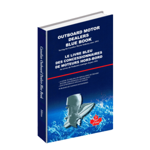 outboard blue book